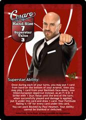 Cesaro Superstar Card - VSS