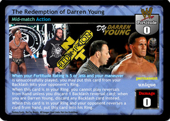 The Redemption of Darren Young