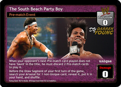 The South Beach Party Boy