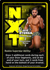 David Otunga Superstar Card