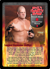 Devil's Favorite Demon Superstar Card