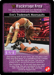 Eve's Trademark Moonsaults