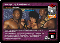Managed by Sherri Martel (TB)