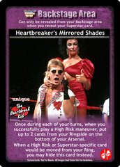 Heartbreaker's Mirrored Shades