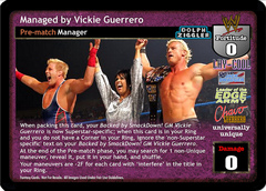 Managed by Vickie Guerrero
