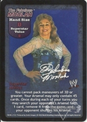 The Fabulous Moolah Superstar Card