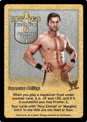 Fandango Superstar Card