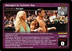 Managed by Summer Rae