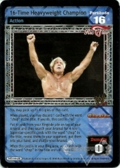 16-Time Heavyweight Champion