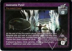 Awesome Pyro!