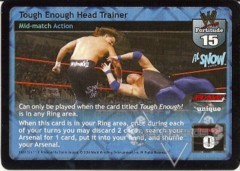 Tough Enough Head Trainer