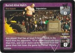 Buried Alive Match