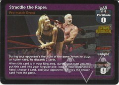 Straddle the Ropes