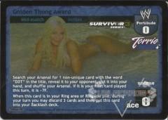 Golden Thong Award - SS3