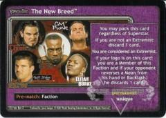 <i>Revolution</i> The New Breed™