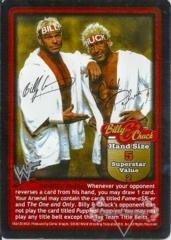 Billy & Chuck Superstar Card