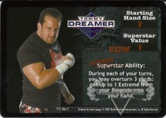 <i>Revolution</i> Tommy Dreamer Superstar Card