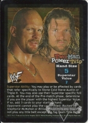 Two-Man Power Trip Superstar Card