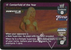 WWE Centerfold of the Year - SS3