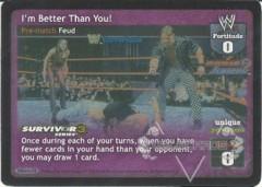I'm Better Than You! (TB) - SS3