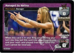 Managed by Melina