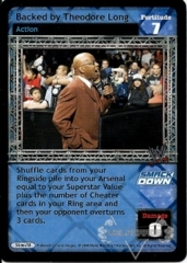 Backed by Theodore Long
