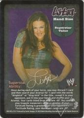 Lita Superstar Card - SS2