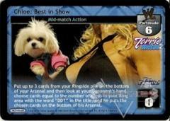 Chloe: Best in Show