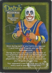 Doink Superstar Card