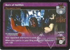 Born of Hellfire - SS2