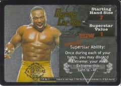 <i>Revolution</i> Marcus Cor Von Superstar Card