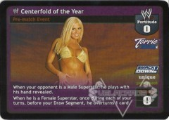 WWE Centerfold of the Year