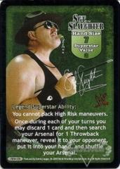 Sgt. Slaughter Superstar Card