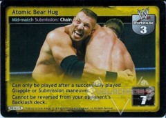 Atomic Bear Hug