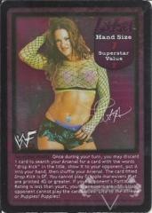 Lita Superstar Card