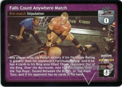 Falls Count Anywhere Match