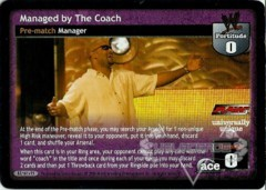 Managed by The Coach