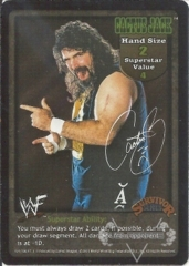 Cactus Jack Superstar Card