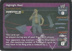 Highlight Reel - SS3