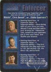 Rikishi, Chris Benoit, or...Eddie Guerrero?