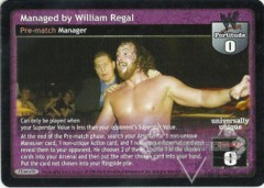 Managed by William Regal