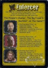 The People's Champ, The Big Freak'n Machine, or The Game?
