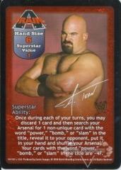 A-Train Superstar Card