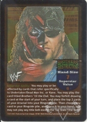 Brothers of Destruction Superstar Card