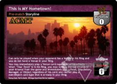 This is MY Hometown! - ACMT