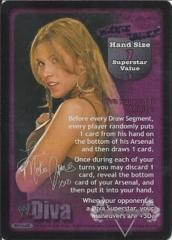 Mickie James Superstar Card