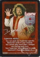 Eugene Superstar Card