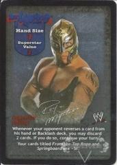 Rey Mysterio Superstar Card