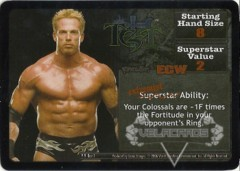 <i>Revolution</i> Test Superstar Card