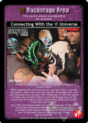 Connecting With the WWE Universe - GenCon